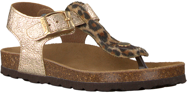 Gold KIPLING Sandals LULU - large