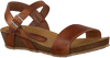 Cognac RED RAG Sandals 79198  - small