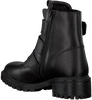 Black PS POELMAN Biker boots LPCFENIX-40  - small