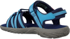 Blue TEVA Sandals 1019395 TIRRA  - small