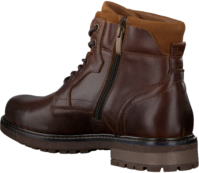 Brown MAZZELTOV Lace-ups MMIL612.01OMO1  - large