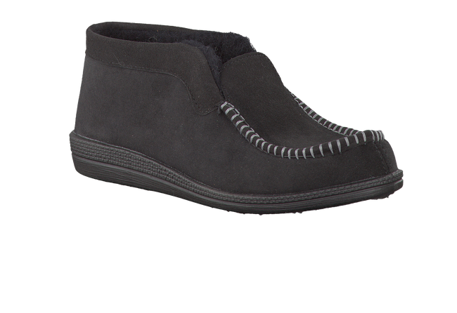 Black ROHDE ERICH Slippers 2176 - large