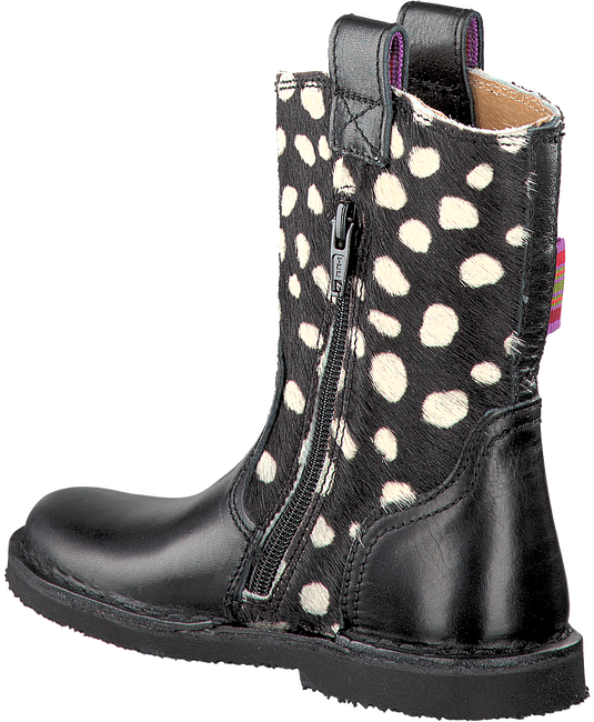 Black KOEL4KIDS High boots KEESJE - large