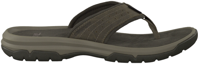 Brown TEVA Flip flops LANGDON FLIP - large