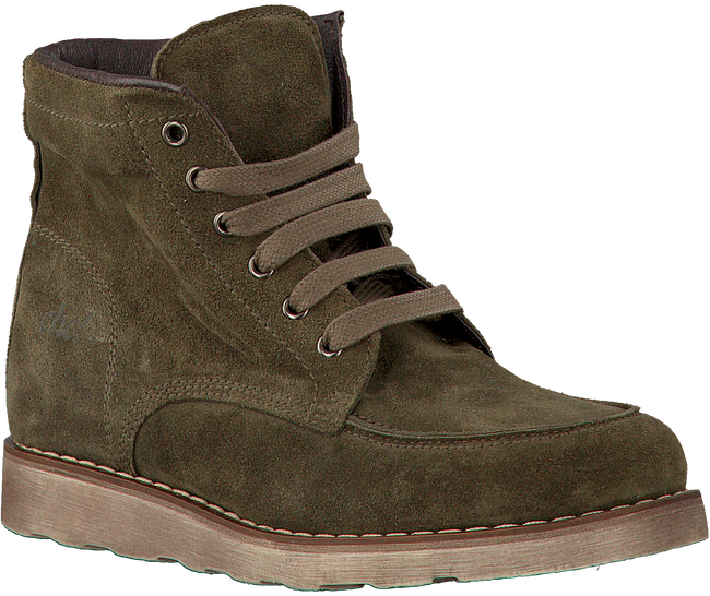 Green CLIC! Ankle boots 9248 - large
