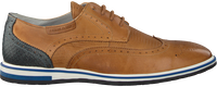 Cognac CYCLEUR DE LUXE Lace-ups PULSANO  - medium