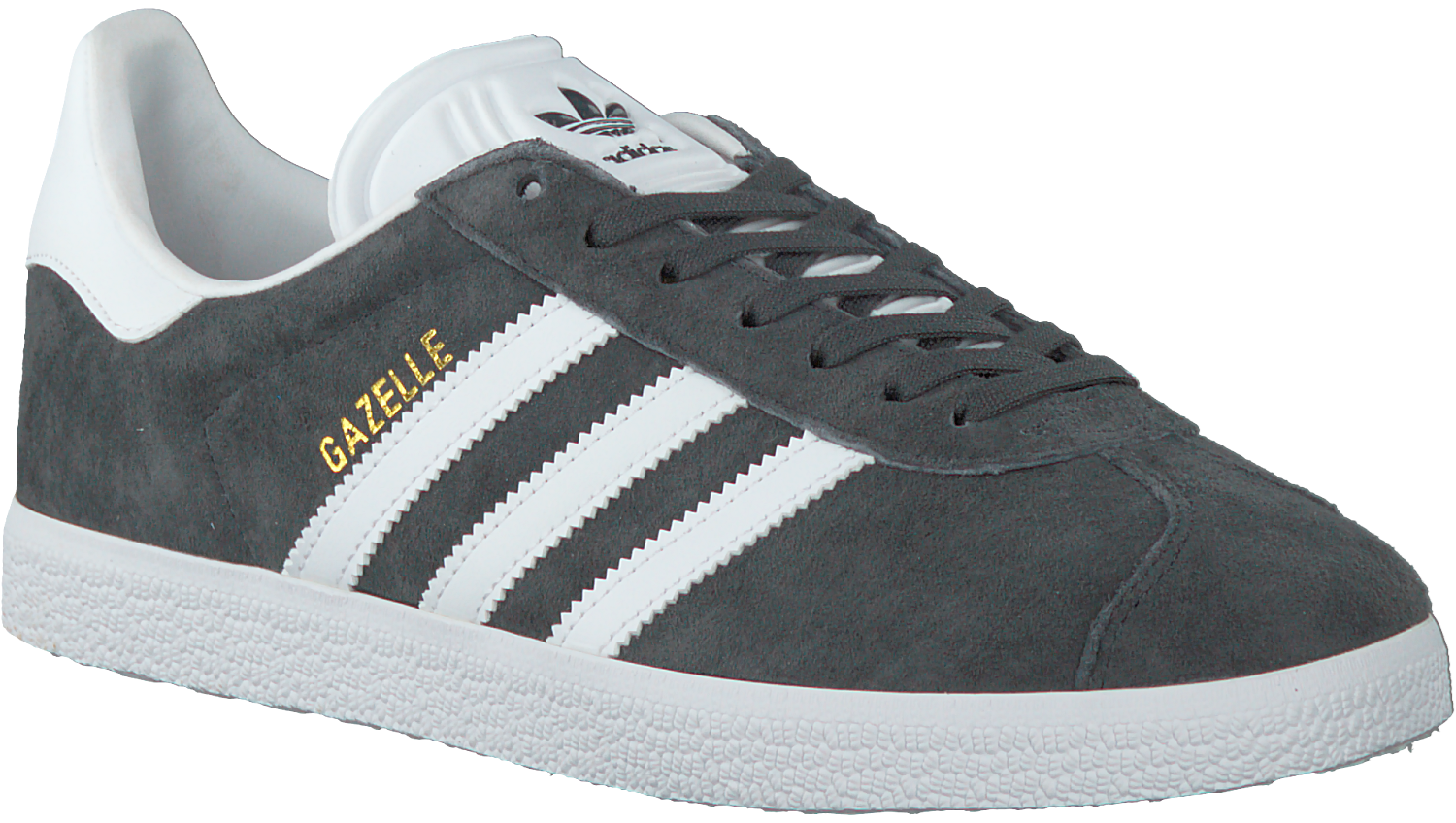 Grey ADIDAS Sneakers GAZELLE HEREN - Omoda.com