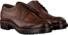 Cognac MAZZELTOV Business shoes 9065  - small