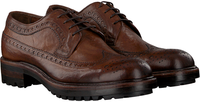 Cognac MAZZELTOV Business shoes 9065  - large