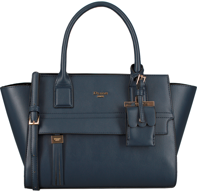 Blue DUNE LONDON Handbag DOHANY - large