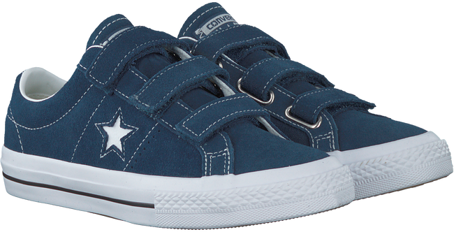 Blue CONVERSE Sneakers ONE STAR 3V OX - large