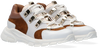 White CLIC! Low sneakers CL-9855  - small