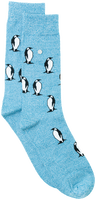 Blue Alfredo Gonzales Socks THE PENGUIN  - medium