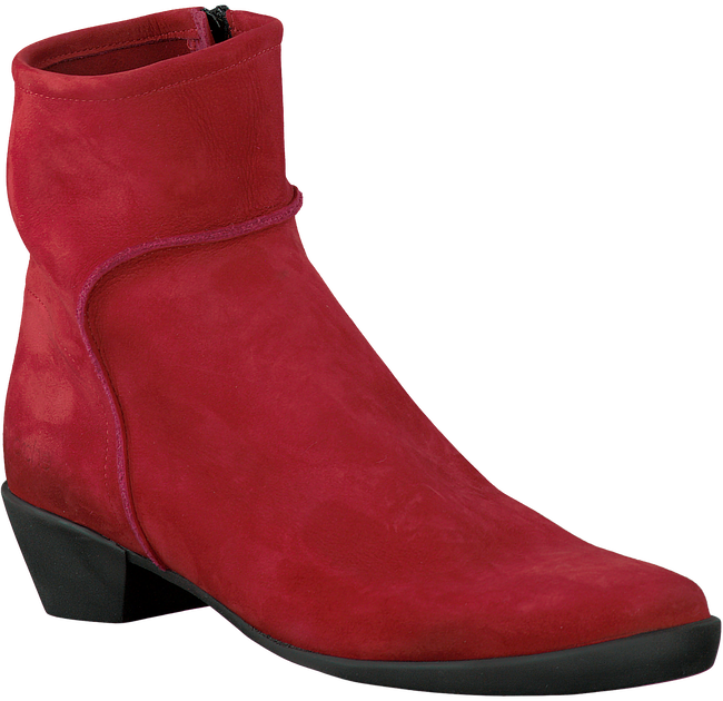Red ARCHE High boots NOLORA - large