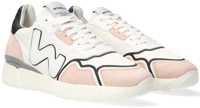 White WOMSH Low sneakers RUNNY  - large