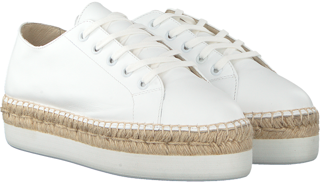 White ROBERTO D'ANGELO Lace-ups NEPAL  - large