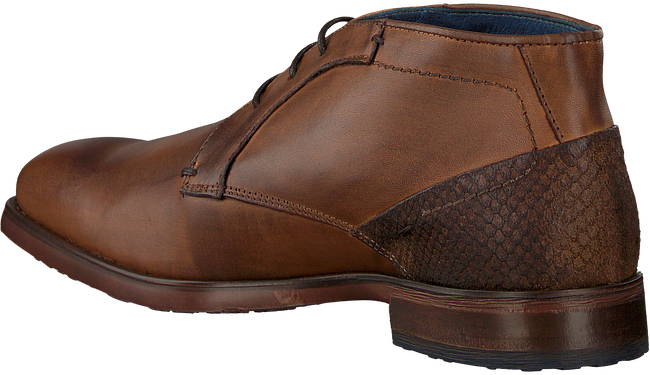 Cognac OMODA Business shoes 734-A - large