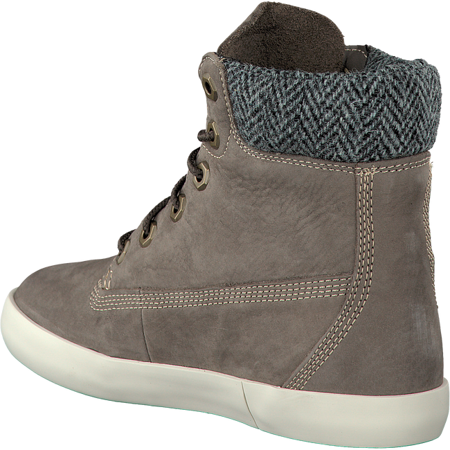 Grey TIMBERLAND Ankle boots GLASTENBURY EK 6IN - large