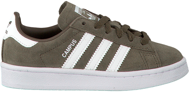 Green ADIDAS Sneakers CAMPUS C - large