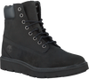 Black TIMBERLAND Ankle boots KENNISTON 6IN LACE UP - small