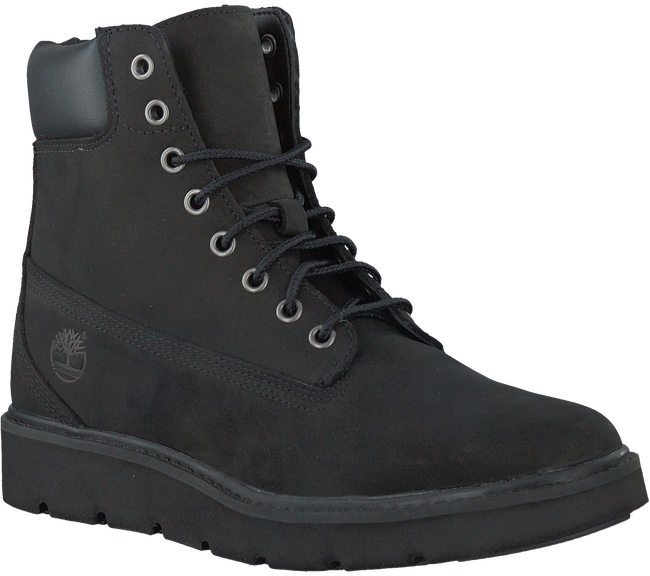 Black TIMBERLAND Ankle boots KENNISTON 6IN LACE UP - large
