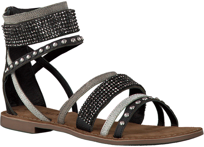 Black LAZAMANI Sandals 75.264 - large