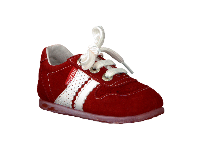 Red SHOESME Baby shoes BF201038 - large