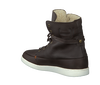 Brown HUB Ankle boots TIN L - small