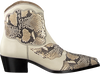 White TORAL Cowboy boots TL11121 - small