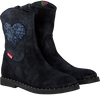 Blue SHOESME Booties SI8W080 - small
