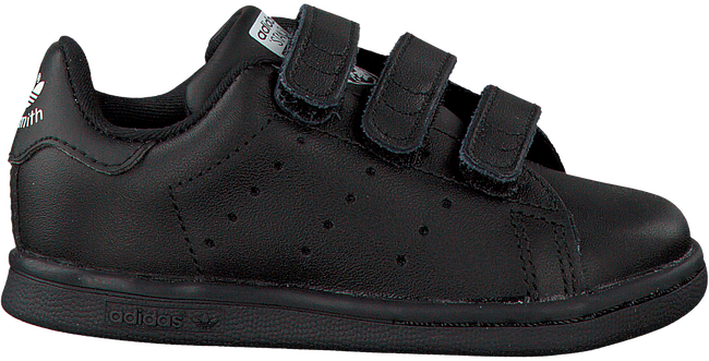 Black ADIDAS Sneakers STAN SMITH CF I - large