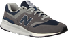 Grey NEW BALANCE Low sneakers CM997  - small