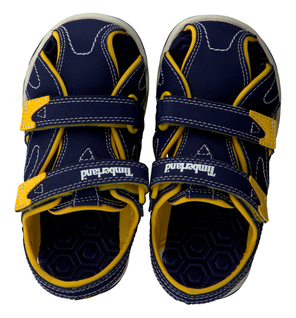 Blue TIMBERLAND Sandals ADVENTURE SEEKER CLOSED KIDS - large