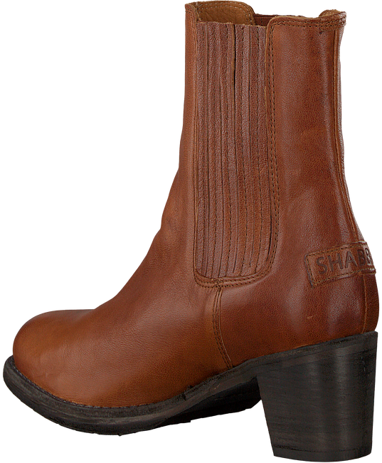 Cognac SHABBIES Booties 182020094 - large