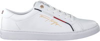 White TOMMY HILFIGER Low sneakers SIGNATURE  - medium
