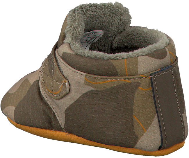 Green UGG Baby shoes BIXBEE CAMO - large