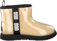 White UGG Fur boots CLASSIC CLEAR MINI 11  - medium