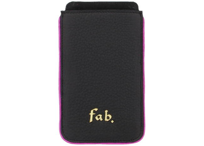 Black FABIENNE CHAPOT Phone/ tablet case IPHONE COVER PLAIN - 6 - large