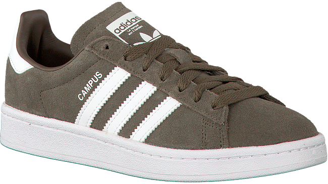 Green ADIDAS Sneakers CAMPUS J - large