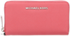 Pink MICHAEL KORS Wallet JET SET TRAVEL LG COIN MF - small