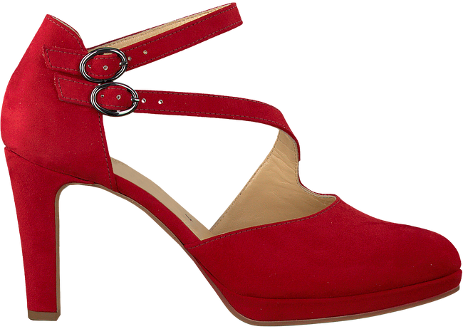 Red GABOR Pumps 370.1 - large