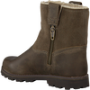 Green TIMBERLAND Ankle boots CHESTNUT RIDGE WARM M - small