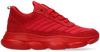 Red RED-RAG Low sneakers 13483  - small