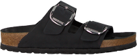 Black BIRKENSTOCK Flip flops ARIZONA BIG BUCKLE  - medium