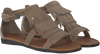 Taupe MINNETONKA Sandals 71302 - small