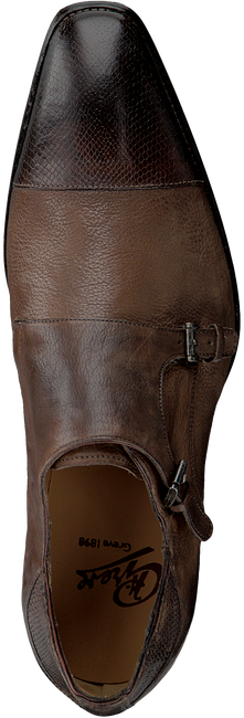 Brown GREVE Business shoes BARBERA MONK - large
