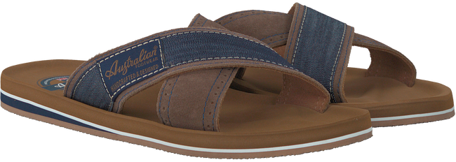 Brown AUSTRALIAN Flip flops CATWYCK AT SEA - large