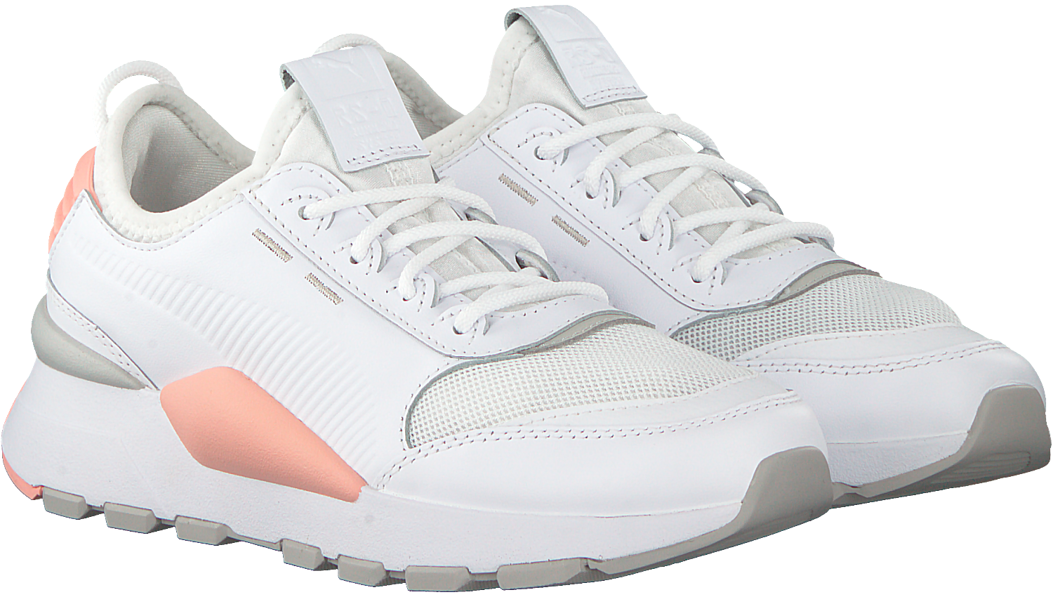 White PUMA Sneakers RS-0 SOUND DAMES - Omoda.com