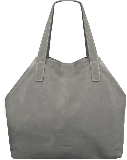 Grey FRED DE LA BRETONIERE Handbag 213010001 - large
