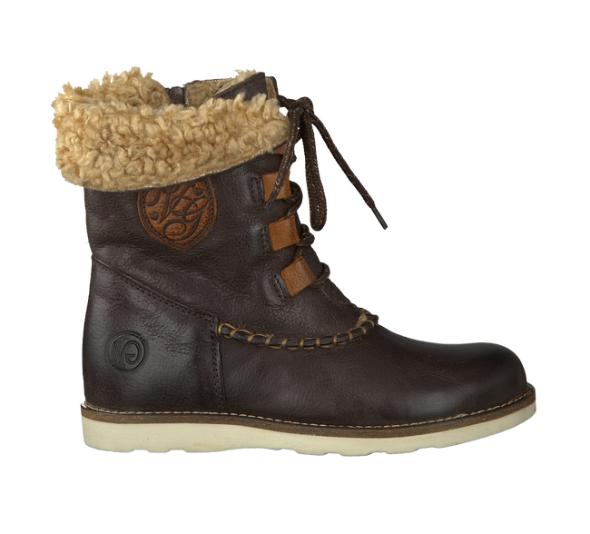 Brown VINGINO High boots KATE - large